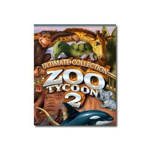 zoo tycoon pc