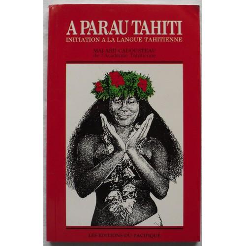 A Parau Tahiti