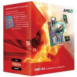 AMD s�rie A A4-3300 - 2.5 GHz