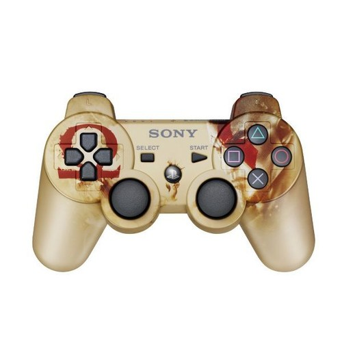 manette ps3 dual shock 3 god of war ascension dition. Black Bedroom Furniture Sets. Home Design Ideas