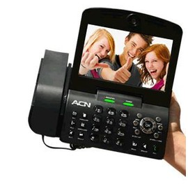 offer buy  acn iris telephone filaire visiophone fixe