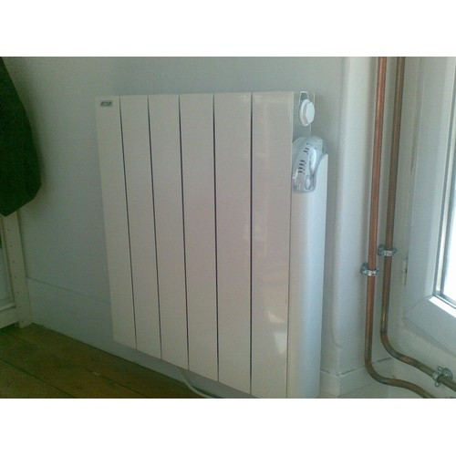acova evolution taq 050 052 radiateur fluide calorifique blanc 500w. Black Bedroom Furniture Sets. Home Design Ideas