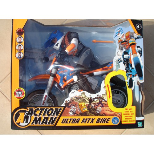 action man ultra mtx bike achat vente de jouet priceminister rakuten. Black Bedroom Furniture Sets. Home Design Ideas