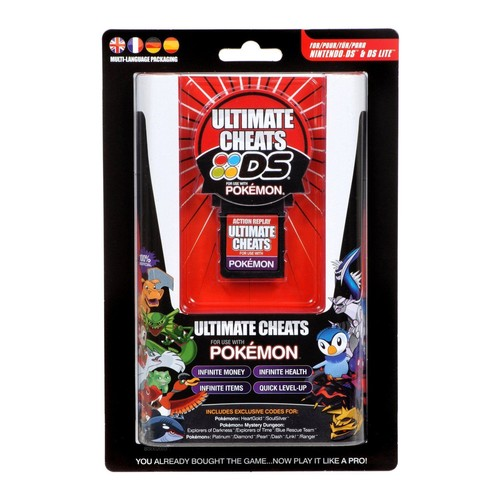 action replay ultimate cheats pokemon dsi xl ds lite ds pas cher. Black Bedroom Furniture Sets. Home Design Ideas