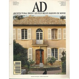 Ad les plus belles maisons du monde n 27 magazine international de d corat - Magazine maison du monde ...