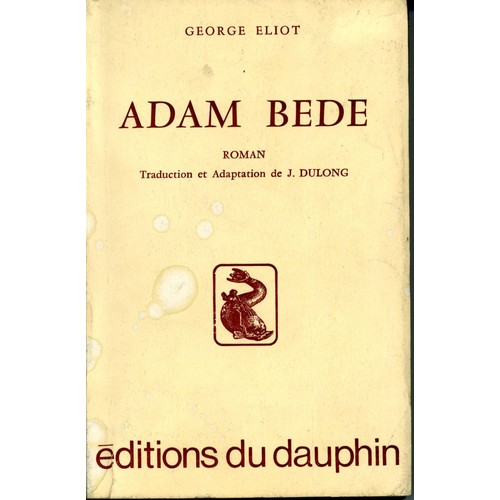 an analysis of george eliots adam bede Character analysis adam bede an analysis of george eliots adam bede adam bede by george eliot.