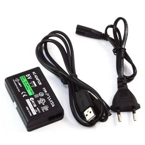 adaptateur alimentation chargeur ac pour console portable. Black Bedroom Furniture Sets. Home Design Ideas