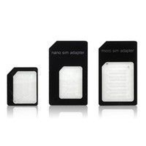 adaptateur carte micro sim nano sim iphone 5 iphone 4 iphone 4s. Black Bedroom Furniture Sets. Home Design Ideas