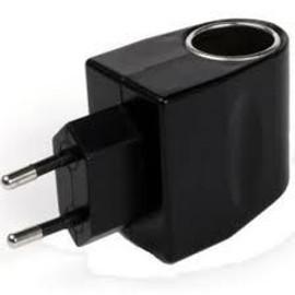 adaptateur de chargeur allume cigare en chargeur secteur. Black Bedroom Furniture Sets. Home Design Ideas