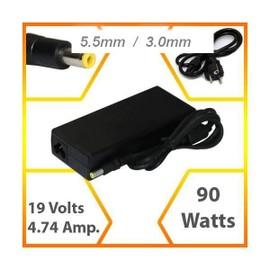 Adaptateur Secteur Chargeur Pour Pc Samsung Np-R530 Np-R522e R525 R538 R540