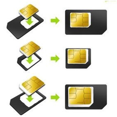 adapteur micro sim 3 en 1 adaptateur micro sim nano sim sim normal iphone 4s 5 5c 5s 6 6. Black Bedroom Furniture Sets. Home Design Ideas