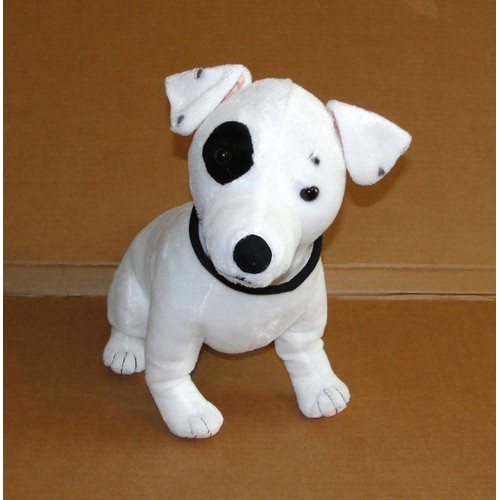 adeck tf1 chien dechavanne peluche jack russel 32 cm jemini. Black Bedroom Furniture Sets. Home Design Ideas