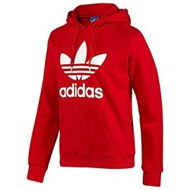 sweat adidas rouge et blanc