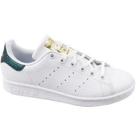 detailed look 20322 46fd9 Adidas Stan Smith J Cm8192 Enfant Mixte Baskets Noir,Blanc