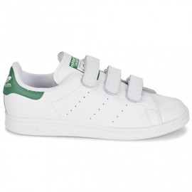 innovative design 8fd4d 875aa Adidas Stan Smith Scratch Cuir Cuir Textile