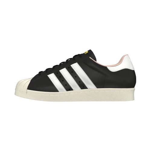 Adidas Superstar 80s W - By2958 - Achat vente de Chaussures  Chaussures décontractées