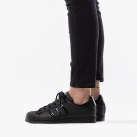 Adidas Superstar J Fv3140 Noir
