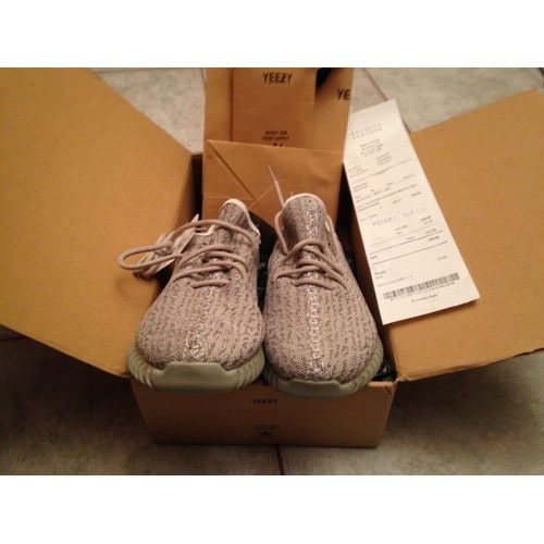 Yeezy Boost Taille Grand