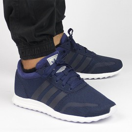 Adidasoriginals-Baskets Adidas Los Angeles S79020 Bleu Marine.