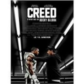 Affiche De Cin�ma Du Film Creed- L'h�ritage De Rocky Balboa - 60 X 40 Pli�e