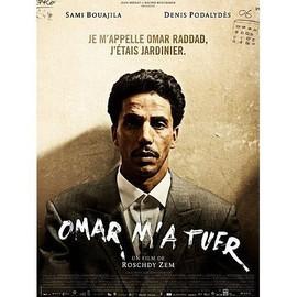 Affiche De Cin�ma Du Film Omar M'a Tuer 60 X 40 Pli�e