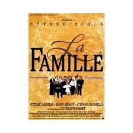 Affiche De Cin�ma La Famille De Ettore Scola Dimension 120 X 160