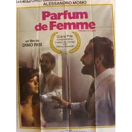 Affiche De Cinema Parfum De Femme Achat Et Vente Rakuten