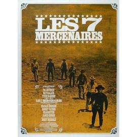 Affiche Des 7 Mercenaires