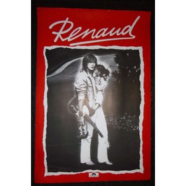 Petite annonce Affiche Renaud - 31000 TOULOUSE