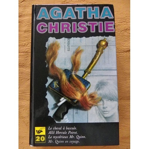 agatha christie oeuvres compl tes volume 20 le cheval bascule all hercule poirot le. Black Bedroom Furniture Sets. Home Design Ideas