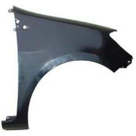 aile avant droite pour renault clio 3 phase 2 2009 2012 jantes 15 185 neuve peindre. Black Bedroom Furniture Sets. Home Design Ideas