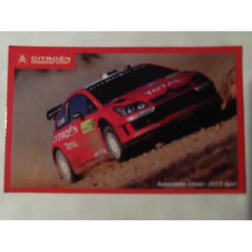Aimant Magnet Citroen Dcco Sport Rally 960229787 L