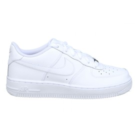 the latest 0dbb1 ee6d9 Air Force 1 Gs 314192 - 117 Blanc