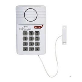 Autonome À Contacteur Porte Ou Fenêtre Code Sécurité Db - Alarme porte