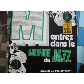 Entrez Dans Le Monde Du Jazz Pr�sent� Par Frank Tenot - Ammons, Albert