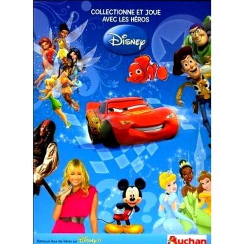 Album Cartes De Jeux Disney Auchan Neuf Et D Occasion Rakuten