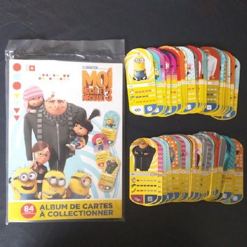 Album Complet Moi Moche Et Méchant 3 Chronodrive Auchan Jeux