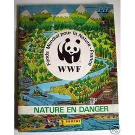 Album Images Panini - Wwf Nature En Danger - N° 0