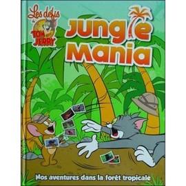 Album Jungle Mania Auchan Et 114 Autocollants Achat Et Vente