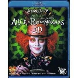 Amazon.com: Alice au pays des merveilles - Combo Blu-ray ...