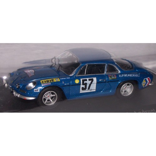 alpine a110 tour de corse 1969 universal hobbies neuf et d 39 occasion. Black Bedroom Furniture Sets. Home Design Ideas