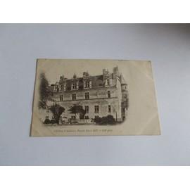 Amboise 37 Chateau Fa�ade Louis 12