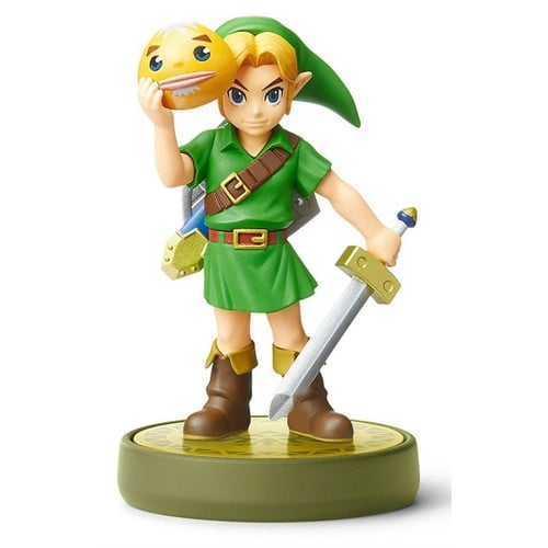 amiibo the legend of zelda link majora mask achat et. Black Bedroom Furniture Sets. Home Design Ideas