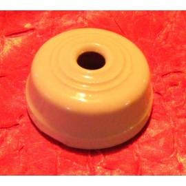 ancien cache d 39 interrupteur en porcelaine diam 4 4 cm pas cher. Black Bedroom Furniture Sets. Home Design Ideas
