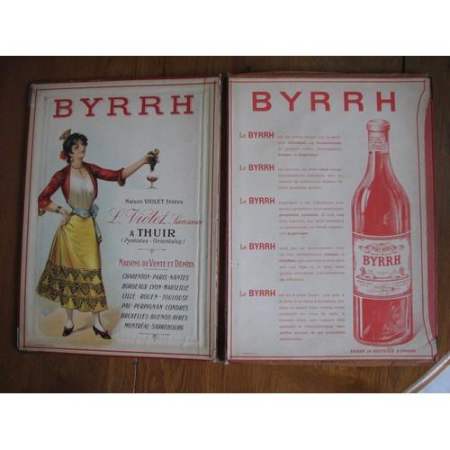 Ancien porte menu byrrh achat vente neuf occasion for Porte menu exterieur occasion