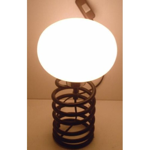 ancienne lampe ressort ingo maurer 70 achat et vente rakuten. Black Bedroom Furniture Sets. Home Design Ideas