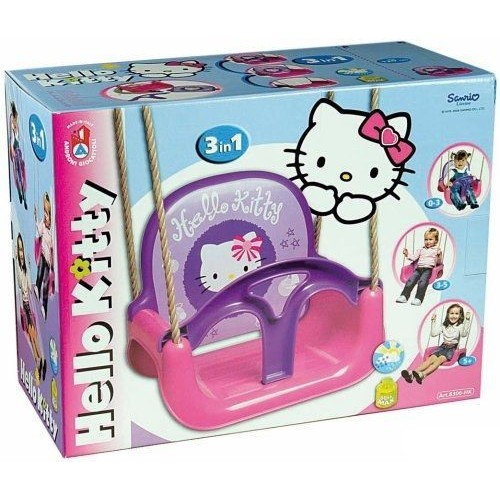 androni 7176934 balan oire b b hello kitty longueur 120 cm. Black Bedroom Furniture Sets. Home Design Ideas