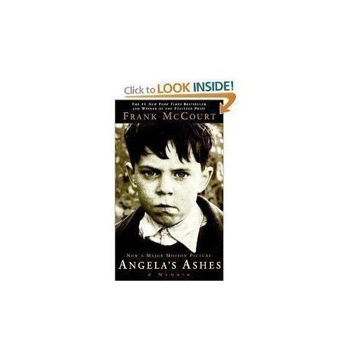 angelas ashes a memoir Angela's ashes 139,570 likes angela's ashes: a memoir is a 1996 memoir by the irish-american author frank mccourt the memoir consists of various.