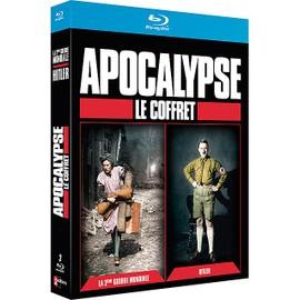 Apocalypse - Le Coffret - La 2�me Guerre Mondiale + Hitler - Blu-Ray de Isabelle Clarke