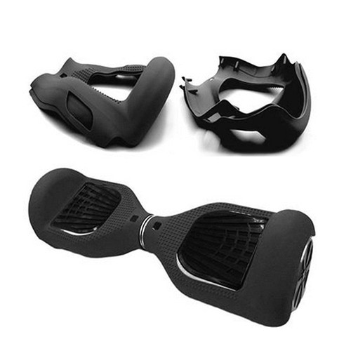 Housse Silicon E Coque De Protection Hoverboard Scooter